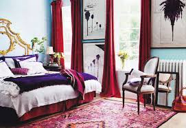 Red Rugs For Bedroom Caitlin Wilson Decorating With Persian Rugs