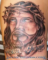 mxuehua crown of thorns tattoo