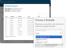 event staff scheduling software subitup employee management
