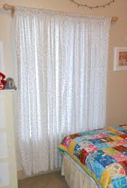 creative vintage style bedroom redo curtains a 5