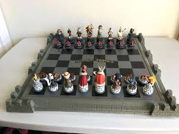 decorative chess set decorative chess set mint tunes chess set w cards collectibles