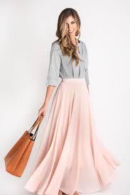 Long Flowy Maxi Skirt Best 25 Long Skirts Images Ideas On Pinterest Feminine Long
