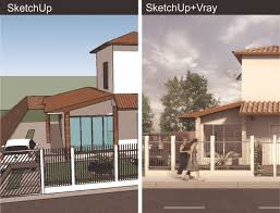 i will make a sketchup model quickly and high quality for 10