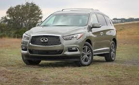 infiniti qx60 interior 2016 infiniti qx60 first drive u2013 review u2013 car and driver