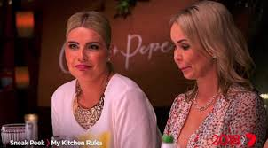 My Kitchen Rules Memes - mkr sisters cop more backlash