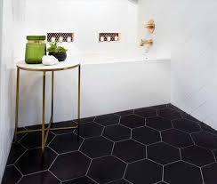tile bathroom floor ideas black tile bathroom floor realie org