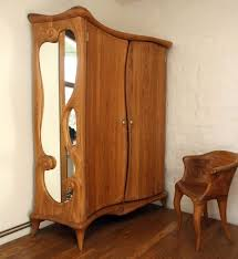 Wooden Carving Sofa Designs Carved Wardrobe With Mirror By Rimas Navickas Wood Carving