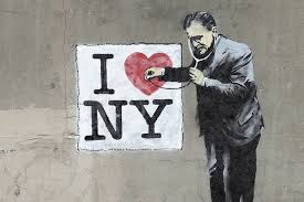 Banksy S Top 10 Most Creative And Controversial Nyc Works - the world of banksy art