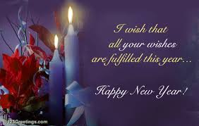 happy new years card happy new year wishes greetings happy holidays