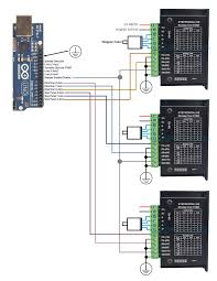 Stepper Motor Driver Wiring Diagram Making Your Own Powerful Controller On The Cheap Side Upgrades