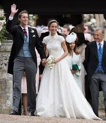 wedding dress kate middleton the surprising way kate middleton contributed to pippa middleton s