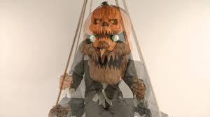 convulsing nurse spirit halloween pumpkin nester youtube