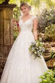 australia wedding dress essense of australia d2347 brides