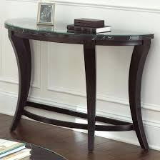 half moon console table with drawer half moon console table traveltours me