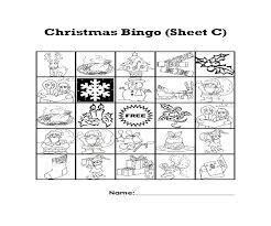 printable christian christmas bingo cards best images