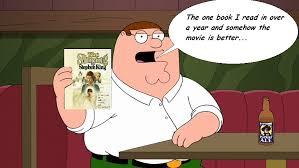 Family Guy Meme - family guy peter reads meme by honoramongscars on deviantart