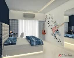 Wallpaper Design In Bedroom Bedroom Interior Design Ideas Inspiration Pictures Homify