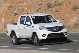 lexus pickup truck what is this chinese pickup truck doing testing in america