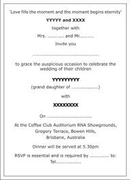 wedding phlet hindu wedding invitation card wordings vertabox