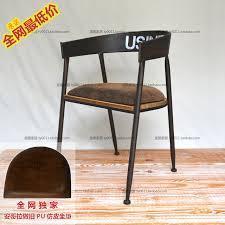 chaise de bureau style industriel loft pays d amérique pour faire le vieux style industriel vintage