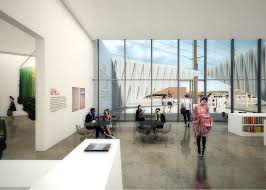 shop architects unveils expansion for site santa fe gallery