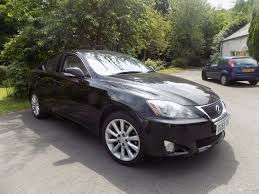 lexus used uk used lexus is 220d se i black 2 2 saloon newport south wales
