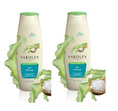 amazon com yardley exfoliating sea minerals shower gel 16 ounce amazon com yardley exfoliating sea minerals shower gel 16 ounce 2 pack bath and shower gels beauty