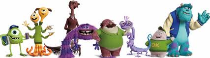 u0027monsters university u0027 character posters comingsoon net