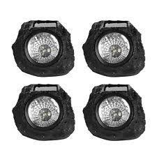 solar rock lights ebay