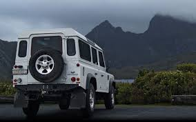land rover australian fantasy island fishing and four wheeling on tasmania in a land