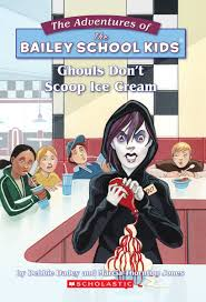 amazon com ghouls don u0027t scoop ice cream the adventures of the
