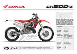 250 2 stroke motocross bikes for sale the honda cr300 x direct injected concept 2 smokin u0027 u2013 passion