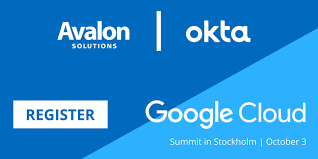 google cloud summit in stockholm october 3 2017 avalon solutions