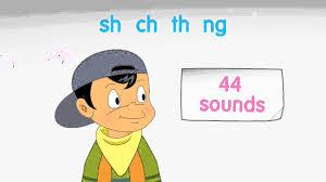 phonics fun sh ch th ng youtube