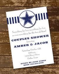 wedding invitations dallas dallas cowboys baby shower invitations theruntime