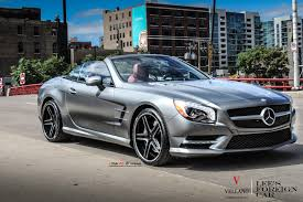 mercedes amg sl550 this beautiful mercedes sl550 convertible is sitting on a set of