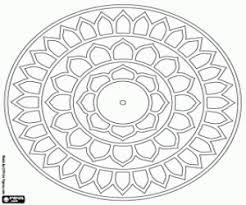 mandala coloring pages printable games