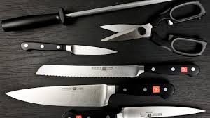 Wusthof Kitchen Knives Wüsthof Classic 7 Piece Knife Block Set Review Chow Youtube