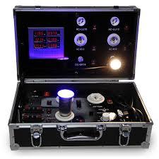 multi function aluminum led demo led tester test box torchstar