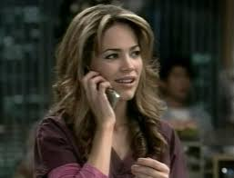 what style hair does rebecca herbst serial drama the war on brunettes