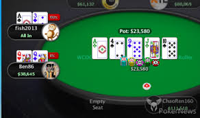 Big Blind Small Blind Another Time An Ace Saves The Day 2016 World Championship Of