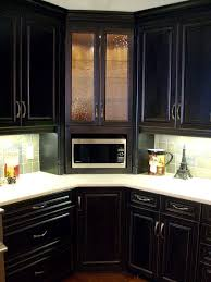 kitchen microwave ideas corner kitchen cabinet for microwave kitchen design