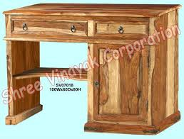 Sheesham Computer Desk Indian Sheesham Wood Office Furniture Indian Sheesham Wood Office