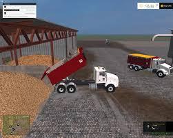 2015 kenworth dump truck farming simulator 2015 kenworth dump v1 farming simulator 2015