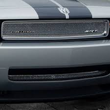 dodge challenger 08 dodge challenger mesh grille by e g classics 2008 2009