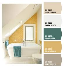 paint colors from chip it by sherwin williams mustard and teal
