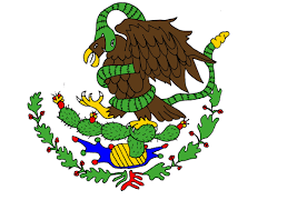 Mexico Flag Symbol Mexican Flag Logo Clipart Wikiclipart