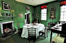 The Small Dining Room Mount Vernon Google Search Mount Vernon - Mount vernon dining room