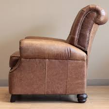 Brown Leather Recliner Chair Barcalounger Phoenix Ii Recliner Chair Leather Recliner Chair