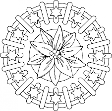 mandala coloring pages kids kids coloring